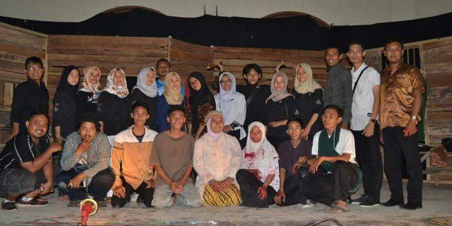 """""""Orang Asing"""" Teater Wonk Kite Produksi 2017"""