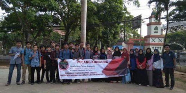 Koordinator Kampus KUMAUNG UIN Banten Adakan Pecang