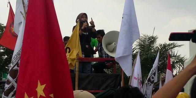 PR RAB (Persatuan Rakyat Reforma Agraria Banten) :Mendesak Reforma Agraria Sejati Bukan Reforma Agraria Palsu