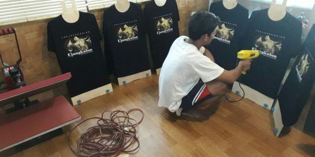 Rumah Tukik Ujung Kulon, Lestarikan Badak Jawa dengan Berbagai Media