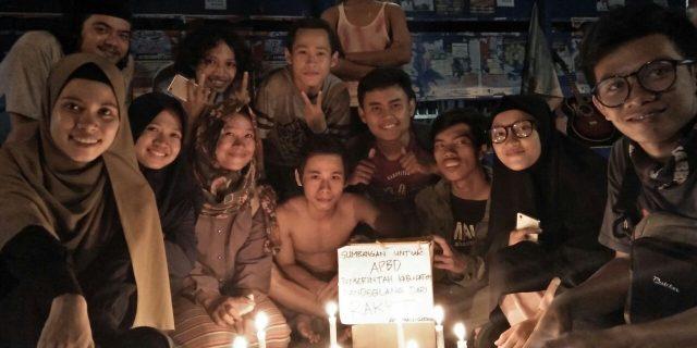Keluarga Mahasiswa Cibaliung Menggelar Refleksi 144 Tahun Pandeglang