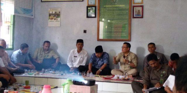 Kelompok Tani Konservasi  (KTK) Bangun Kesefahaman dengan Balai Taman Nasional Ujung Kulon