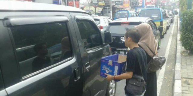 Aliansi Indonesia Bangkit Galang dana untuk Bencana Lombok
