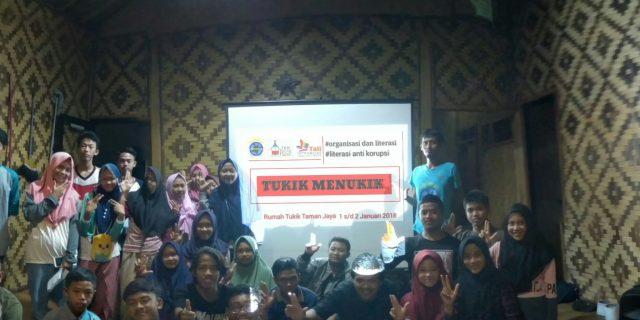 Menanam Integritas di Ujung Kulon