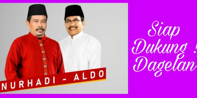 Kalau Pasangan Presiden Dagelan Nurhadi-Aldo Ada di Surat Suara