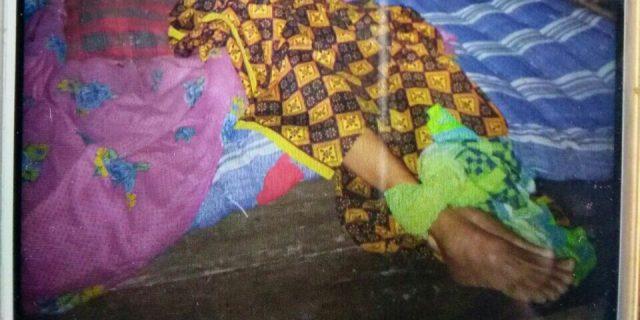 Nenek Nela 80 th, Tragis Ditemukan Meninggal dengan Kaki Terikat
