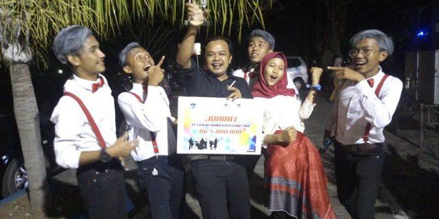 Rumah Tukik Anyer, Lahirkan Band Juara Festival Se-Banten