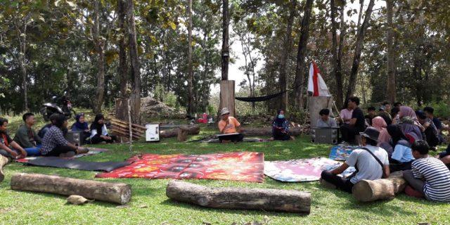 Catatan Kecil Kemah Pemuda Desa Zona 4 Pandeglang