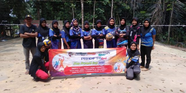 Pradifta dan Usaha Memasyarakatkan Olahraga di Pandeglang Selatan