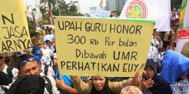 PPPK dan UMK Dianggap Solusi untuk Honorer