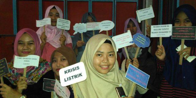 Puluhan Mahasiswa Peringati Hari Jadi Kabupaten Pandeglang ke 143