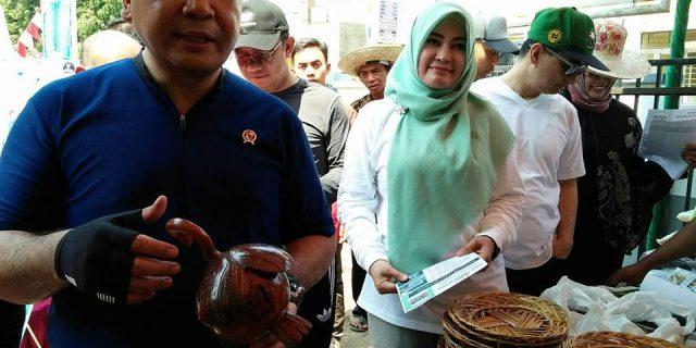 Menteri Desa: Jangan Mikirin Modal, yang Penting terus Berkarya