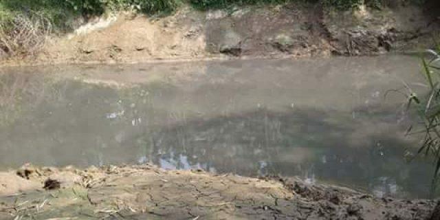 Warga Sekitar Sungai Cidurian-Tangerang Mengeluhkan Pencemaran Sungai